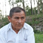 "Francisco Siguic (65) of Petén, Guatemala, has been trying to get a land title for more than 40 years. He is a member of the association Pop Noj, an NGO which works for land rights for the indigenous population. ""In my heart, I own the land. It's  the only thing I can leave for my children,"" he says. ""Now with the supportr of Pop Noj I hope to finally obtain a land title."" Pop Noj is a partner of LWF in Guatemala.