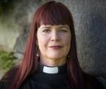 Gunilla Hallonsten. Internationell chef för Svenska kyrkan.