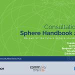 Sphere Consultation Asia invitation