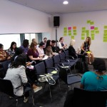 Workshop break-out group discussion on means of implementation.