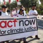 Civil Society march at COP22, last year. Credit: V.Muniz/ACT