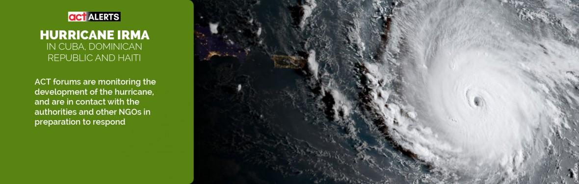 ALERTS_Hurricane Irma_Caribeean_09_2017