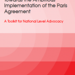 Image of cover page of NDC Toolkit