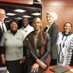 ACT delegation at CPD51