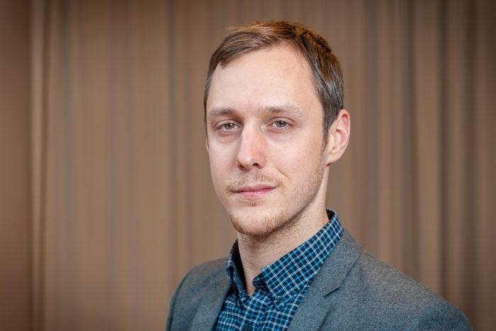 Photo of Martin Vogel