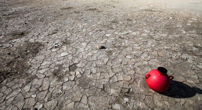 Image of drought in El Salvador