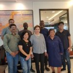 ACT Alliance delegation to the Bangkok climate negotiations