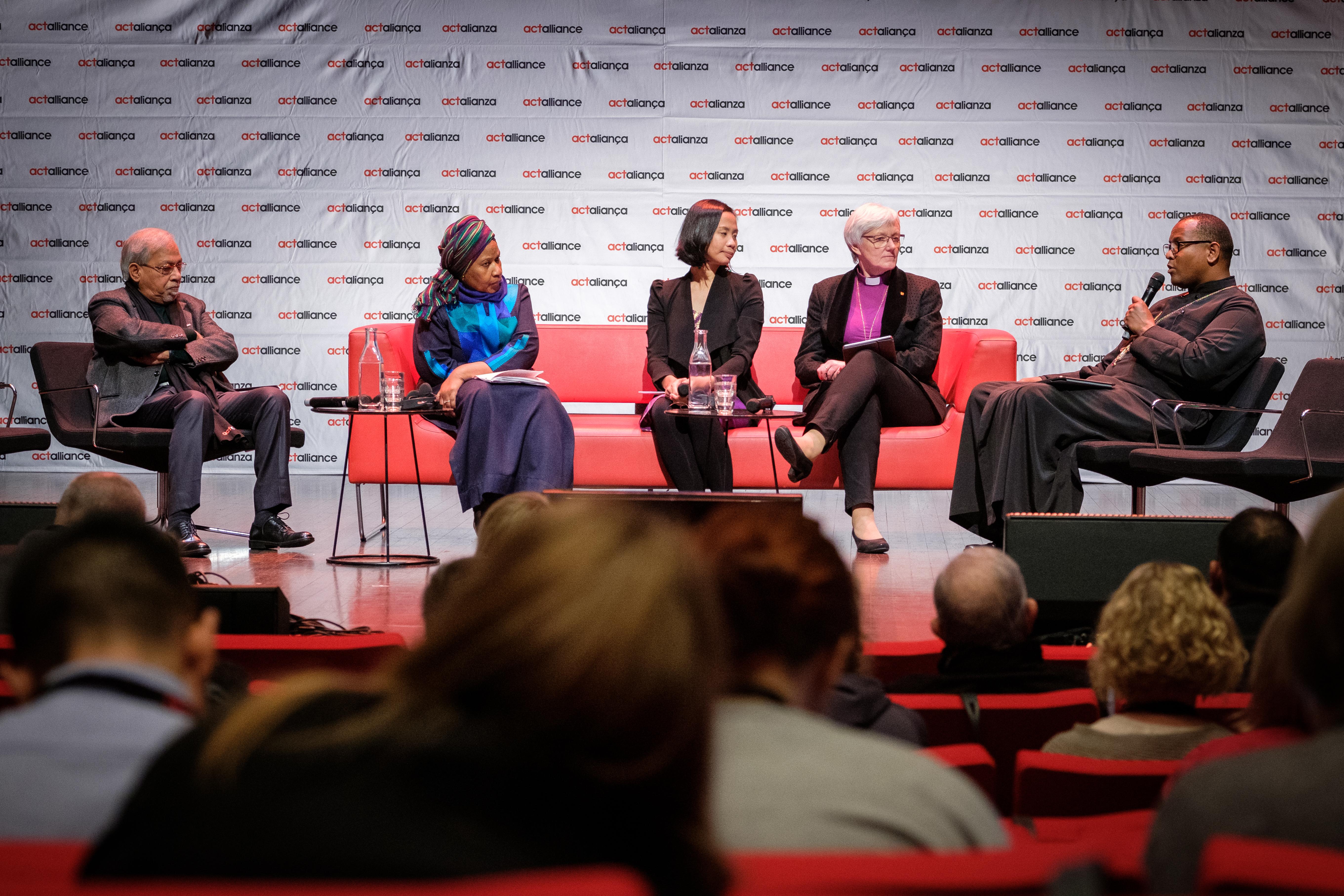 La responsabilidad teológica para promover la Justicia de Género