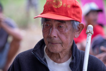 Photo of 81 year old Juan Bainan