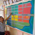 Photo of Melbina Mangasing, Barangay captain of Centro 1,