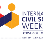 International CSO week logo (Photo from CIVICUS web)
